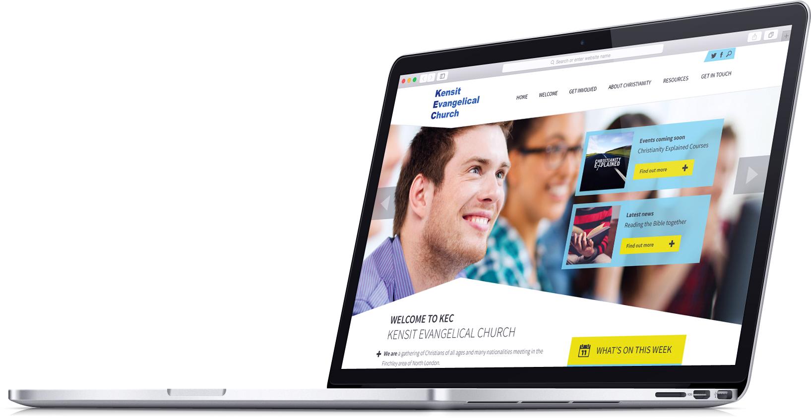 Get a fresh, engaging website