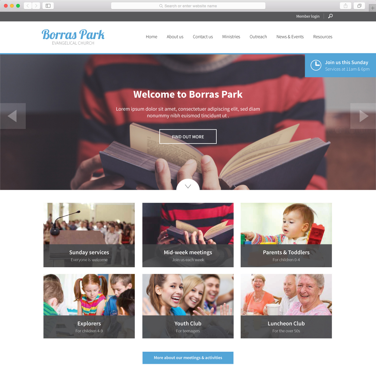 Borras Park Evangelical Church