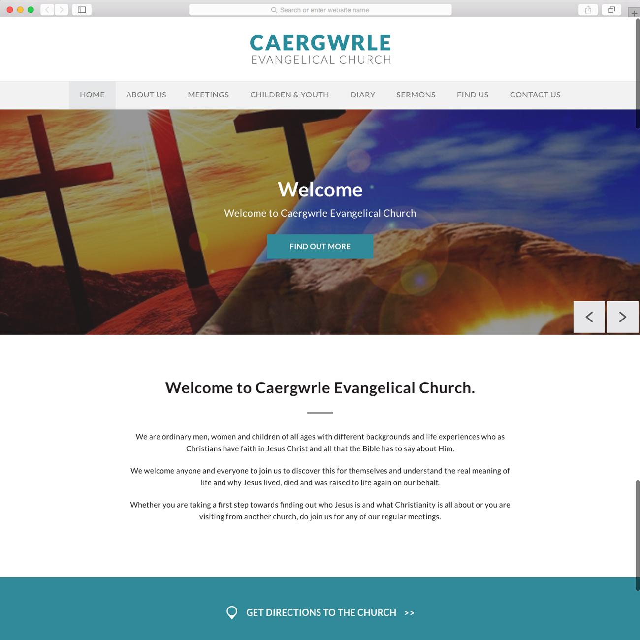 Caergwrle Evangelical Church
