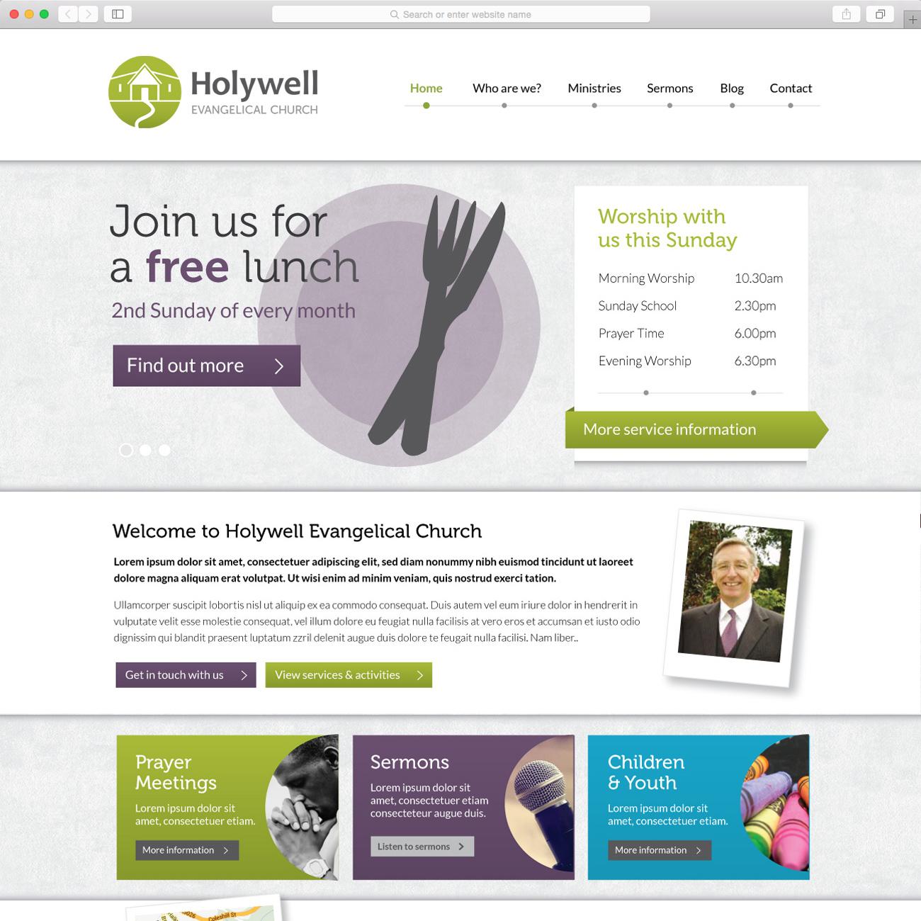 Holywell Evangelical Church